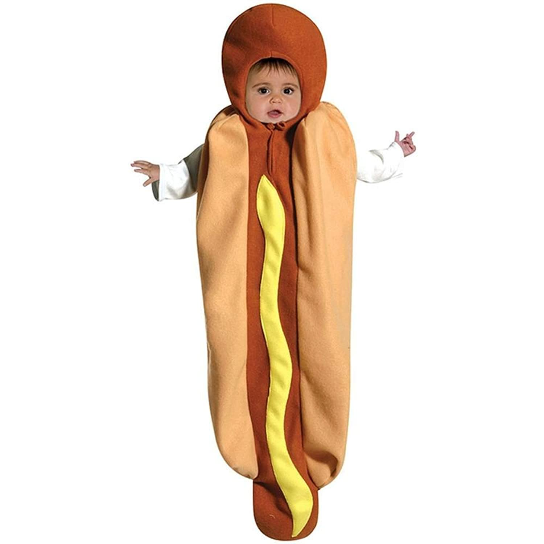 Rasta Imposta Hot Dog Bunting Hot Dog Costume