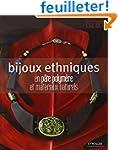 Bijoux ethniques en p�te polym�re et...