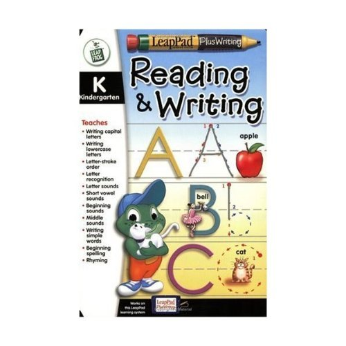 LeapPad Plus Writing Learning System: Kindergarten Reading and Writing - 1