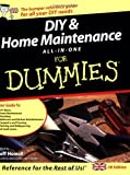 img - for DIY and Home Maintenance All-in-one For Dummies book / textbook / text book