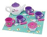Hello Kitty Tea Set in Hamper