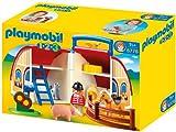 Playmobil 6778 - 1.2.3 Granja maletín