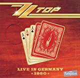 echange, troc Zz Top - Live In Germany 1980