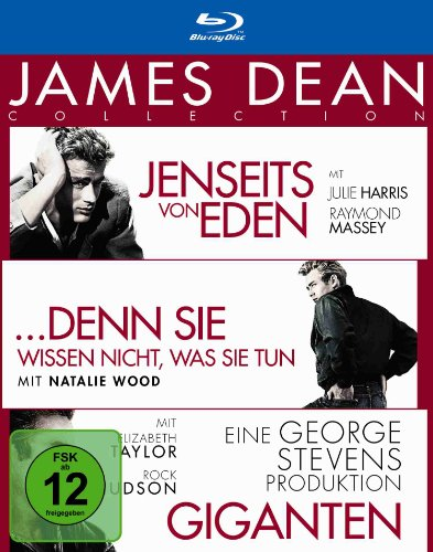 James Dean Collection [Blu-ray] hier kaufen