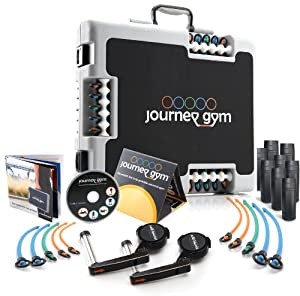 Buy Journey Gym Portable Universal Gym for Cardio, Strength and Circuit Training by Journey Gym