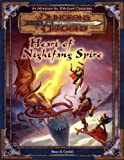 Heart of Nightfang Spire (Dungeons & Dragons d20 3.0 Fantasy Roleplaying Adventure, 10th Level) (0786918470) by Cordell, Bruce