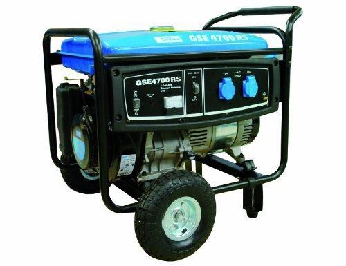 40631 Stromerzeuger GSE 4700, 3500/4000 Watt 1-Zylinder/4-Takt-Motor 5,9 kW / 8 PS