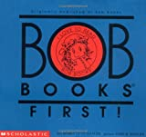 img - for Bob Books First! Level A, Set 1 (re-released as Bob Books Set 1- Beginning Readers) book / textbook / text book