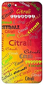 Citrali (Beautiful Lady) Name & Sign Printed All over customize & Personalized!! Protective back cover for your Smart Phone : Apple iPhone 7