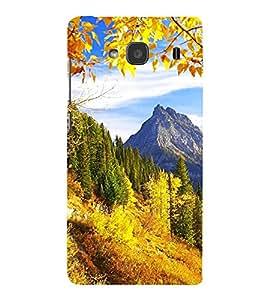 EPICCASE Autumn Mobile Back Case Cover For Mi Redmi 2s (Designer Case)