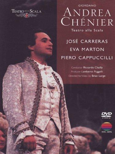 Andrea Chénier [DVD] [2011]