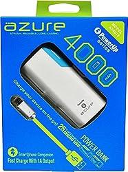 Azure 4000 MAH Single Port Power Bank