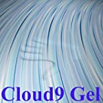 Cloud9 Queen 2 Inch, Gel Visco Elasti...