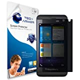 Tech Armor 4 Way Privacy Premium Screen Protector with Lifetime Replacement Warranty for Blackberry Z10 Retail