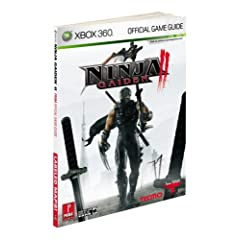 Ninja Gaiden 2: Prima Official Game Guide