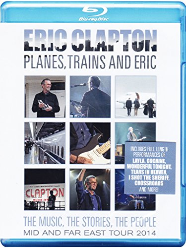 Planes, Trains And Eric [Blu-ray] [2014]