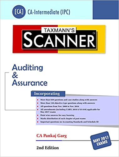 Scanner-Auditing & Assurance