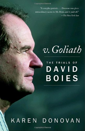 v. Goliath: The Trials of David Boies