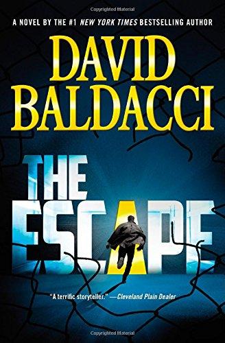 The Escape (John Puller Series) - David Baldacci