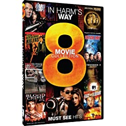 In Harms Way - 8 Movie Collection