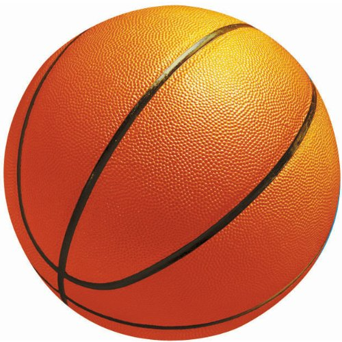 Basketball Cutouts Bulk 15""