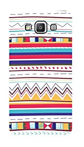 SWAG my CASE PRINTED BACK COVER FOR SAMSUNG GALAXY GRAND MAX Multicolor