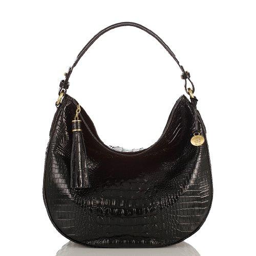 Kathleen Hobo Bag<br>Black Melbourne