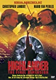 Highlander 3 [DVD] [Region 1] [US Import] [NTSC]