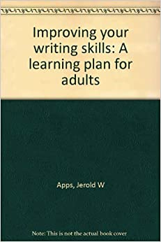 Improving your writing skills a learning plan for adults for Plan book app