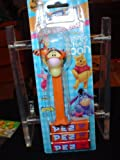 Tigger PEZ Dispenser + 3 Candy Refills