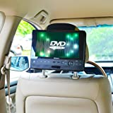 TFY Car Headrest Mount for Swivel & Flip DVD Player 10 Inch   Only Headrest DVD Player not included
