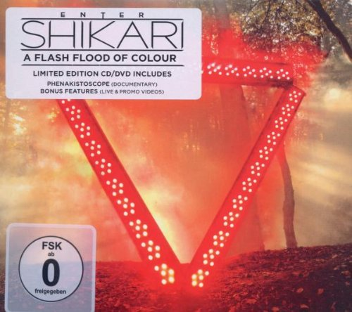 A Flash Fllod of Colour (Ltd.Edt.)CD+DVD