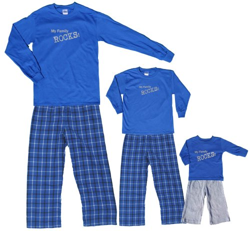 Matching Pajamas For The Family front-634837
