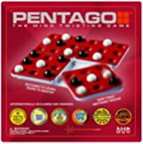Mindtwister Pentago Game, Travel Edition