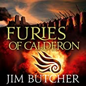 Furies of Calderon: The Codex Alera: Book One | Jim Butcher