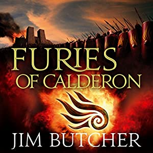 Furies of Calderon Hörbuch