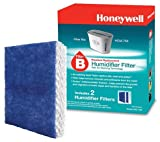 HAC-700PDQ Honeywell Humidifier Wick Filter (2 Pack)