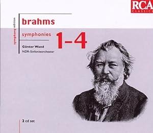 Brahms: Sinfonien Nr. 1-4 (GA)