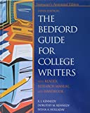 img - for Bedford Guide book / textbook / text book