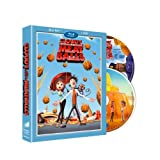 Cloudy With a Chance of Meatballs Combi Pack (Blu-ray + DVD) [2010] [Region Free]by Bill Hader