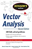 img - for Vector Analysis, 2nd Edition 2nd by Murray Spiegel, Seymour Lipschutz, Dennis Spellman (2009) Paperback book / textbook / text book