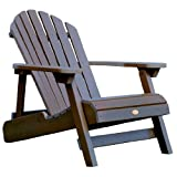 Highwood Hamilton Folding and Reclining Adirondack Chair, Adult Size,