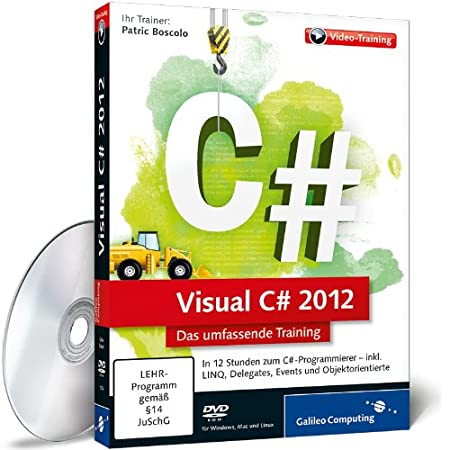 Visual C# 2012 - Das umfassende Training