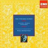 The Strauss Family: Waltzes, Polkas & Overtures - Willi Boskovsky/Johann Strauss Orchestra of Vienna (6 CD's)