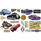 Disney - Pixar Cars Self-Stick Room Appliques
