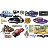 Disney - Pixar Cars Self-Stick Room Appliques