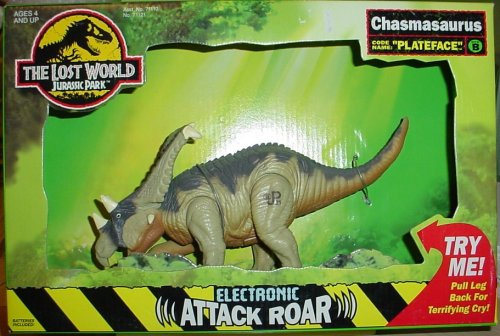 Picture of Kenner Jurassic Park The Lost World Chasmasaurus (Plateface) Figure (B000YB982Q) (Kenner Action Figures)