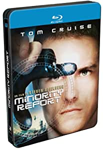 Minority Report [Combo Blu-ray + DVD - Édition Limitée boîtier SteelBook]