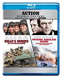 Kelly's Heroes/Where Eagles Dare [Blu-ray] (Bilingual)