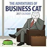 Business Cat 2017 Wall Calendar: The...